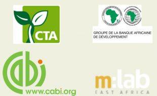 CTA en collaboration avec la BAD, CABI et mLab East Africa