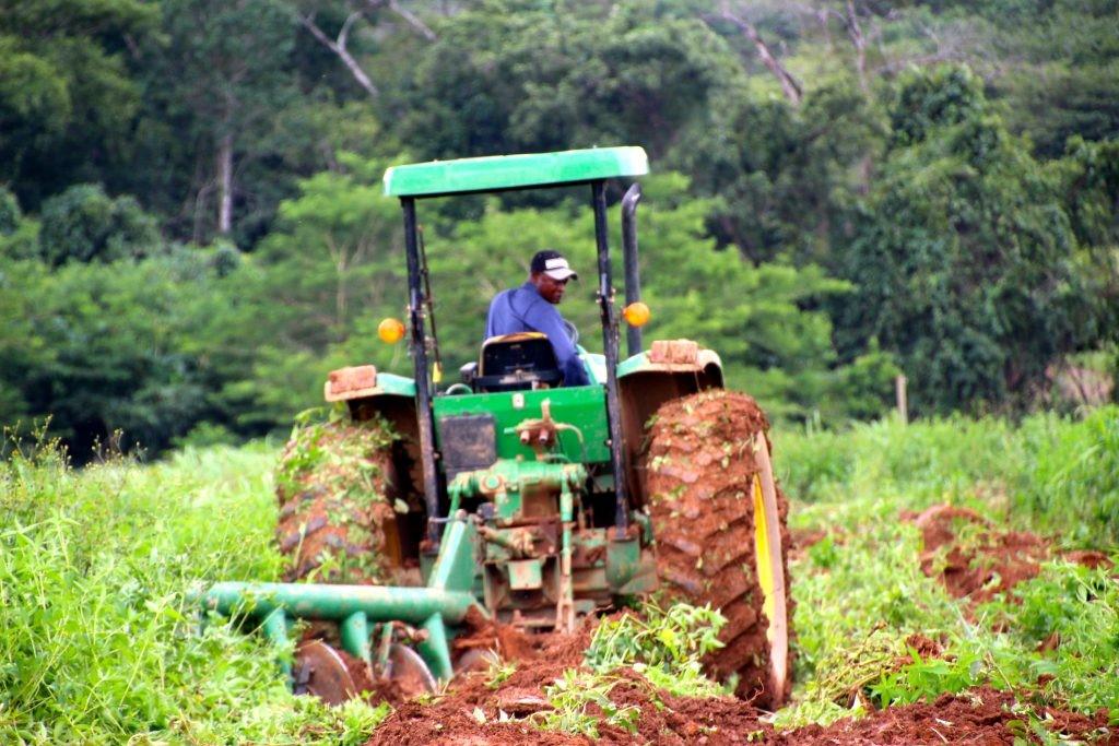 Agriculture Mécanisation Afrique CUMA BENIN